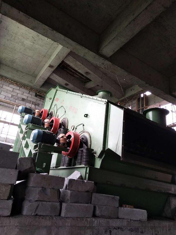 原煤筛分系统